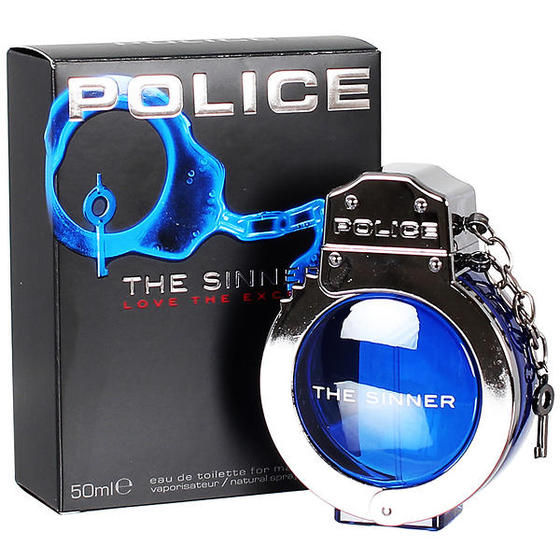 Police The Sinner EdT