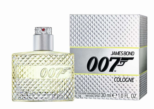 James Bond 007 Cologne  EdC