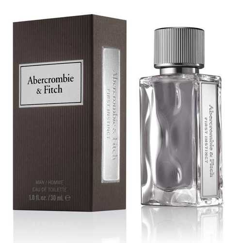 Abercrombie and Fitch First Instinct EdT