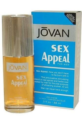 Jovan Sex Appeal EdC