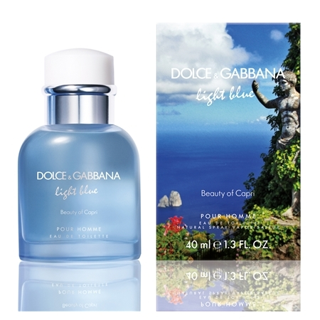 Dolce & Gabbana Light Blue Beauty of Capri EdT