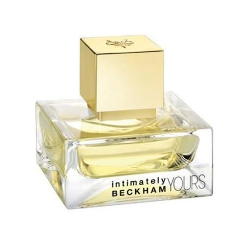 David Beckham Intimately Yours For Her EdT