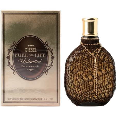 Diesel Fuel For Life Unlimited For Her EdP