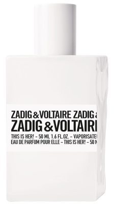 Zadig & Voltaire This Is Her EdP