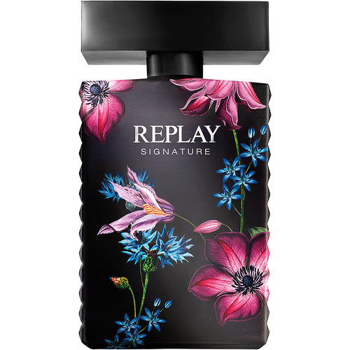 Replay Signature For Her EdP