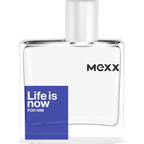 Mexx Life Is Now For Him EdP