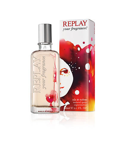 Replay Your Fragrance Women EdT