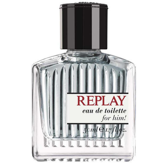Replay Essential For Him EdT 30ml • Se priser (2 butiker) »
